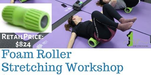 Foam Roller Stretching Workshop