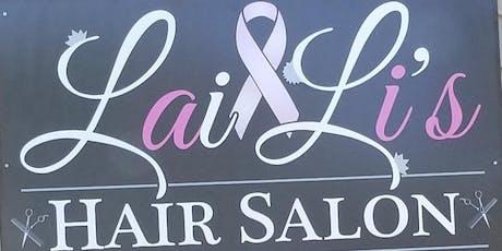 Lai Li's Hair Salon Back-to-School Jam tickets