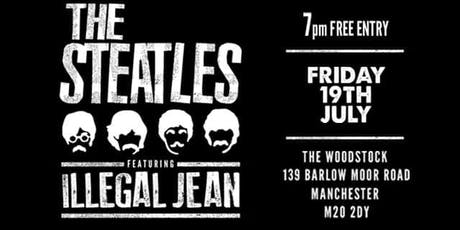 The Steatles ft Illegal Jean tickets