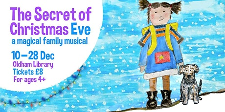 The Secret of Christmas Eve tickets