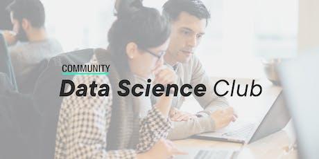 Community Data Club - Data Storytelling w/ Count : Workshop | London tickets