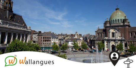 Wallangues in the City - Charleroi (reprogrammation) billets