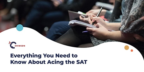 Everything you need to know about acing the SAT! tickets