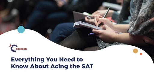 Everything you need to know about acing the SAT!