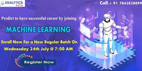 Grab On Machine Learning Training New Regular Batch by Analytics Path  tickets