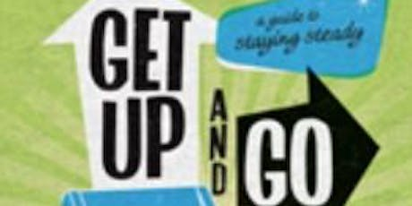 Get Up & Go : Falls prevention training  tickets