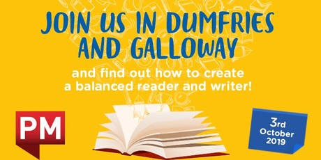 Creating a Balanced Reader and Writer with Stephen Graham (Dumfries and Galloway) tickets