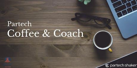 Partech Coffee and Coach: Atelier de Management billets