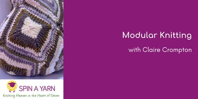 Modular Knitting with Claire Crompton