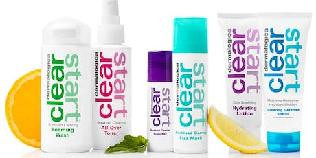 Have a Clear summer with Dermalogica tickets
