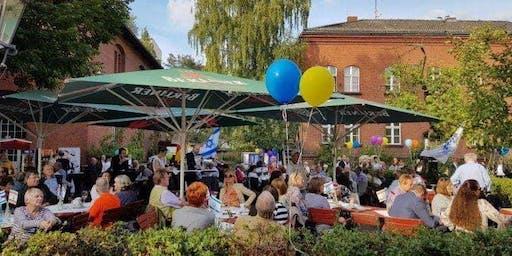 Sommerfest der DIG Berlin & Brandenburg