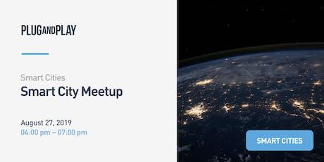 Smart City Meetup tickets