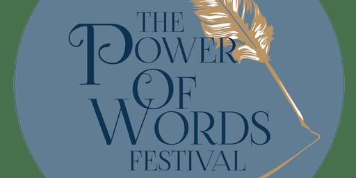 Power of Words Festival