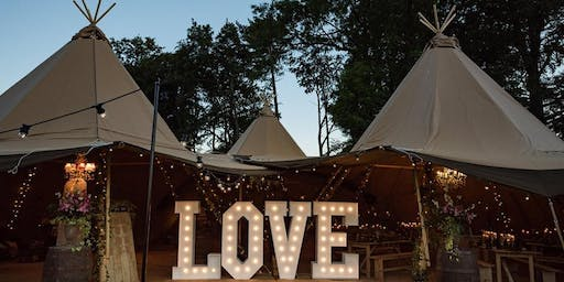 Sywell Grange Wedding Fayre & Teepee Showcase
