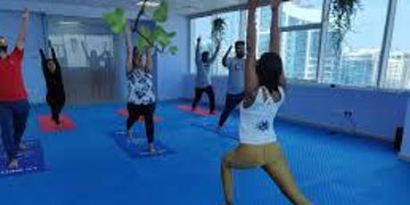 Free Yoga Classes at LC Well Jumeirah Lakes Towers tickets