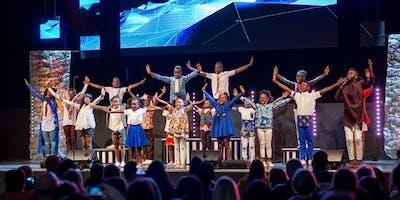 Watoto Children's Choir in 'We Will Go'- Lanchester, Durham
