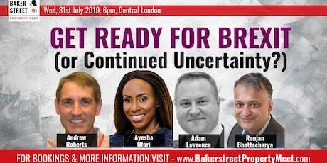 Baker Street Property Meet - 31 July 2019 tickets
