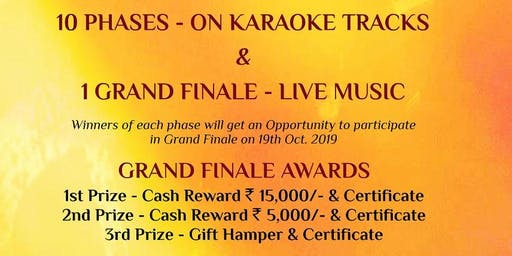 Tu hi Re... Singing Competition