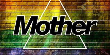 MOTHER // Cork Pride Weekend tickets