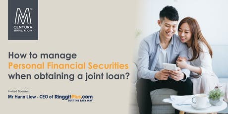 Mah Sing x RinggitPlus - A Couple's Guide to Joint Loans tickets