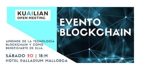 Formación Blockchain Mallorca. tickets