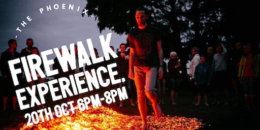 The Phoenix Firewalk Experience