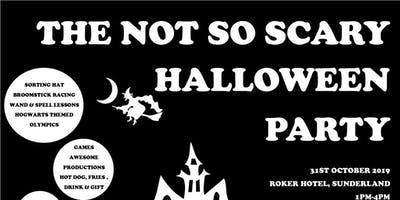 The Not So Scary Halloween Party