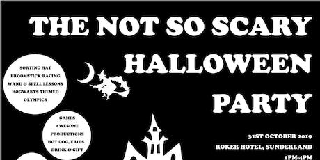 The Not So Scary Halloween Party  tickets