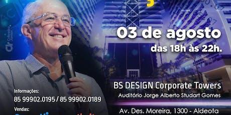 WORKSHOP EDUCAÇÃO FINANCEIRA - Pr Arão Xavier ingressos
