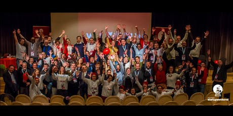 Startup Weekend Chambéry 2020 tickets