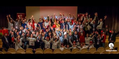 Startup Weekend Chambéry 2020 billets