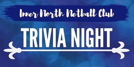 INNC Trivia Night tickets