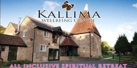 Spiritual Residential Retreat - Mediumship & Mindfullness - Residential tickets