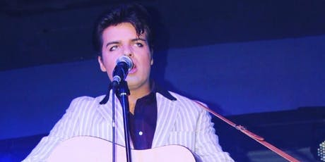 Michael Glaysher Tribute to ELVIS for HELP FOR HEROES tickets