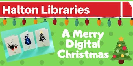 A Merry Digital Christmas - Halton Lea Library tickets