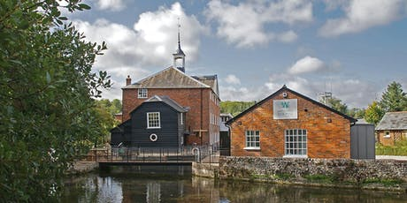 RIBA South Great British Buildings 2019 - Whitchurch Silk Mill tickets