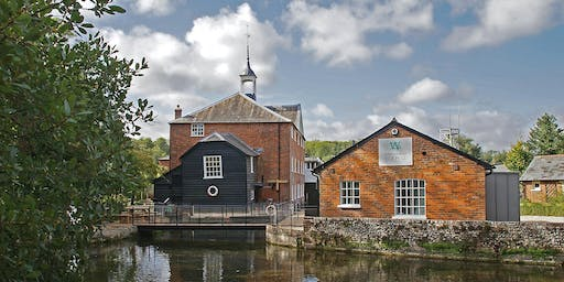 RIBA South Great British Buildings 2019 - Whitchurch Silk Mill