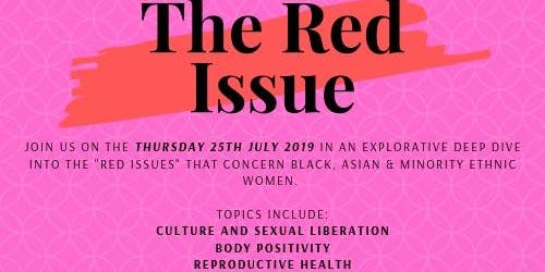 FORWARD's Young Women's Hub Presents: The Red Issue