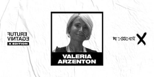 VALERIA ARZENTON // Future Vintage Festival 2019
