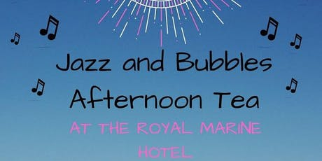 Jazz & Bubbles Afternoon Tea tickets
