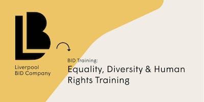 BID Training - Equality, Diversity & Human Rights Training