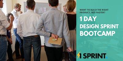 1-day Design Sprint Bootcamp