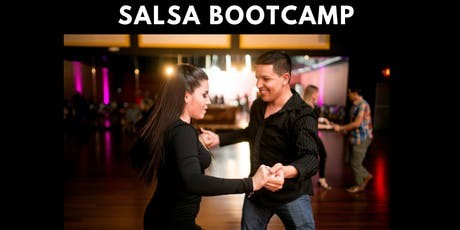 Beginner Salsa Dance Bootcamp tickets