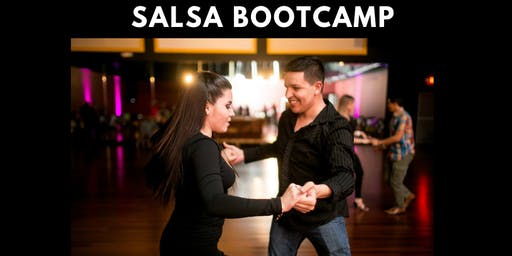 Beginner Salsa Dance Bootcamp