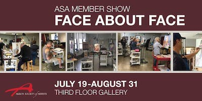 Akron Society of Artists Member Show: Portraits