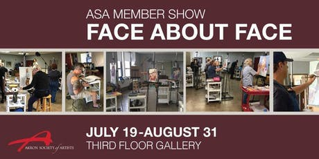 Akron Society of Artists Member Show: Portraits tickets