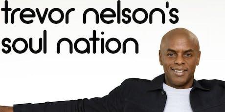 Trevor Nelson Soul Nation  tickets