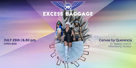 Excess Baggage: A Burning Man Fashion Swap tickets