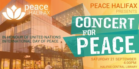 Concert for Peace tickets