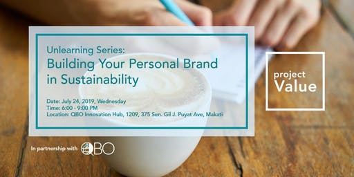 Building Your Personal Brand in Sustainability
